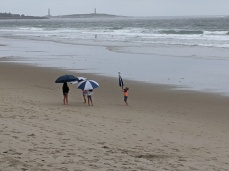 Umbrella joy on a gray day Long Beach ©c ryan (4)