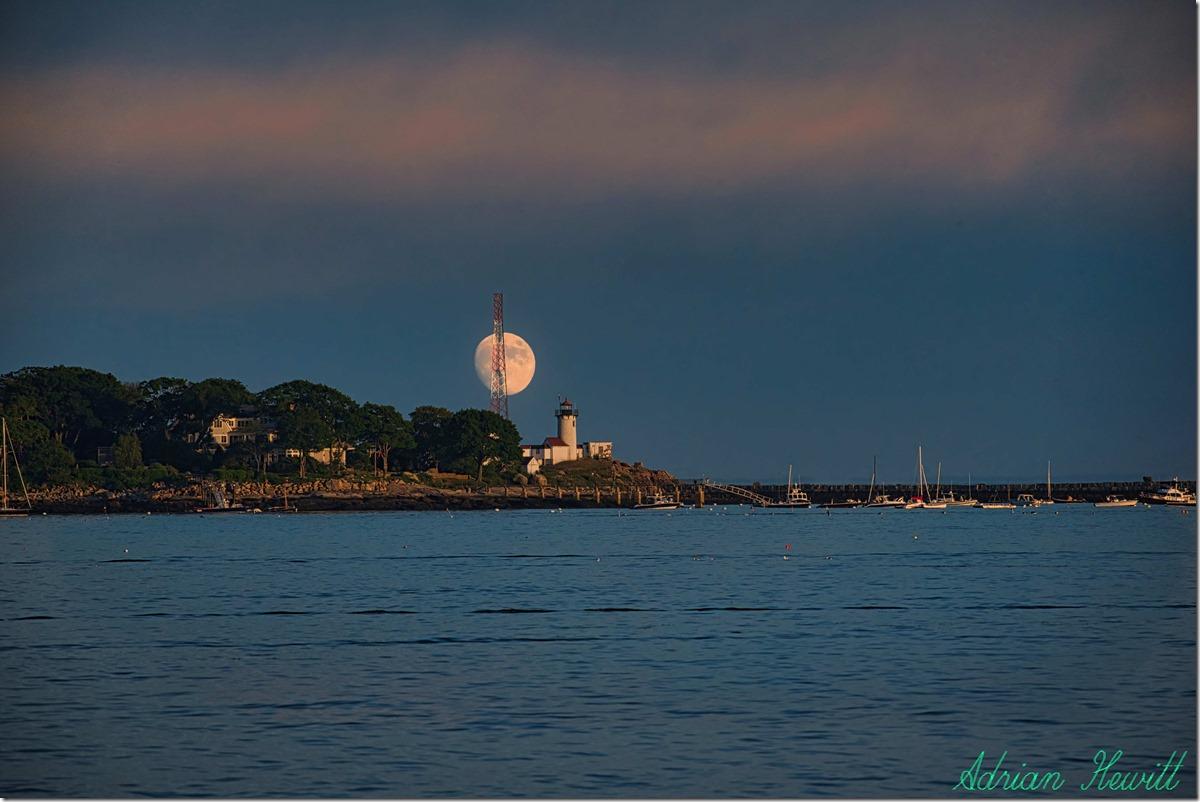 Moon Eastern Point