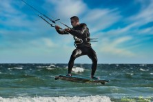 Kite Surfing 1