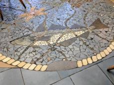 2017 Destino's mosaic tile floor details_20170302_Gloucester Mass ©c ryan