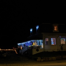 Washington Street_Hopper house_2020 Nov 29th_Gloucester Mass._ photo copyright catherine ryan