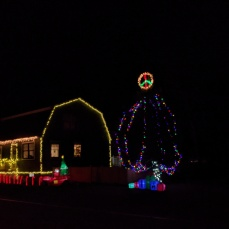 Essex Avenue_2020 Dec 2_Christmas Lights Gloucester Massachusetts photo copyright C. Ryan (2)