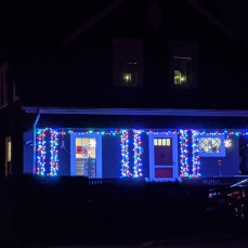 Essex Avenue_2020 Dec 2_Christmas Lights Gloucester Massachusetts photo copyright C. Ryan (5)