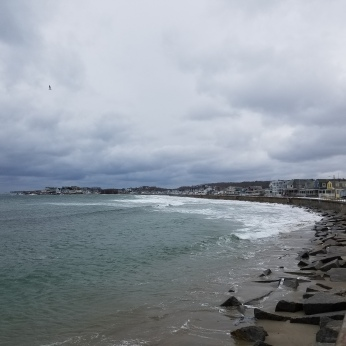 will it snow- clouds look like maybe_ Long Beach Rockport Mass Gloucester Mass_winter storm_20210201_©c ryan (2)