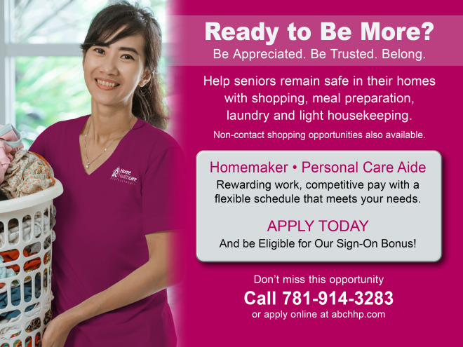 Homemakers Wanted
