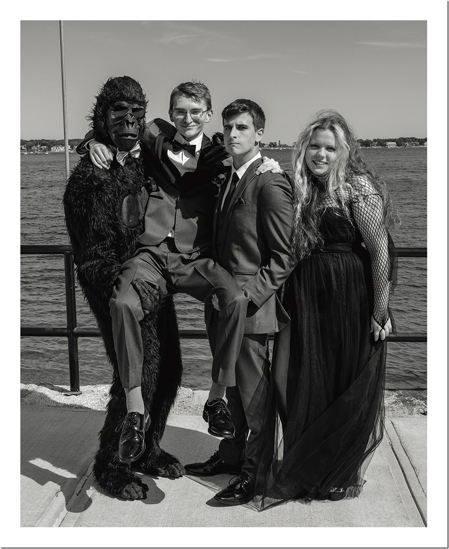 BMP Gloucester Gorilla Prom