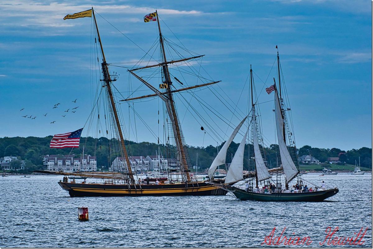 schooner G